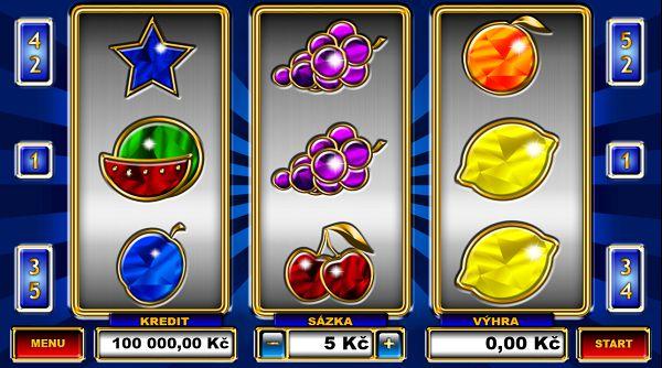 Jewel Fruits od Apollo Games