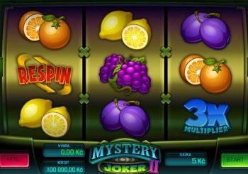 Mystery Joker II automat