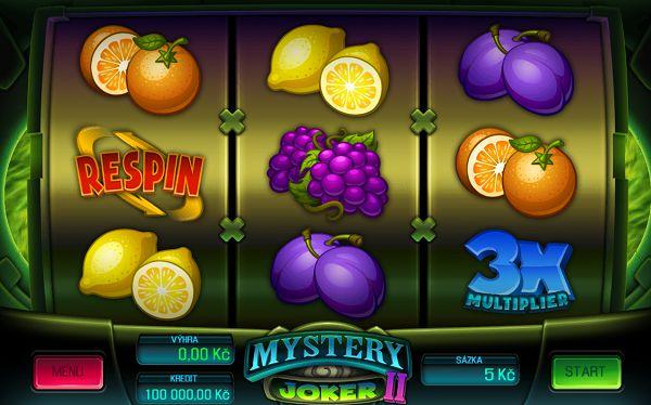 Mystery Joker - Apollo Games