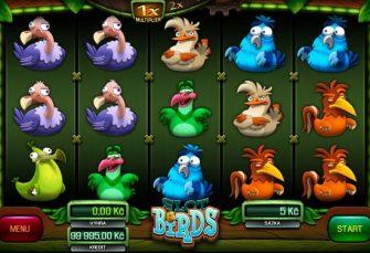Slot Birds automat