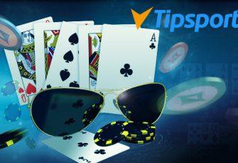 Tipsport Vegas Casino vstupní bonus