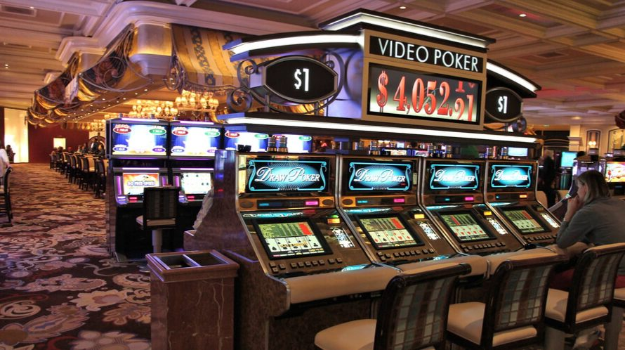 Video Poker pro začátečníky