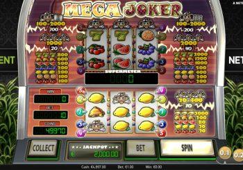 Mega Joker automat zdarma