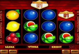 MultiPlay 81 automat online zdarma