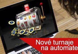 Rádi si zahrajete na automatech? Vyzkoušejte turnaje v českých online kasinech