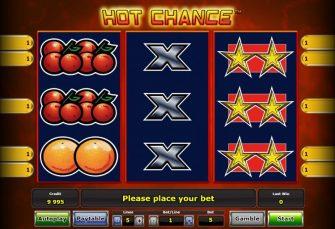 Hot Chance automat