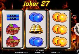Joker 27 automat