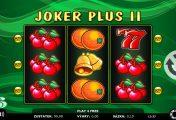 Joker Plus II automat