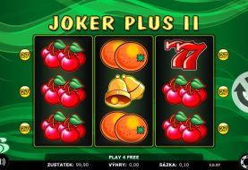 Joker Plus II automat