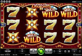 Multi Diamonds automat