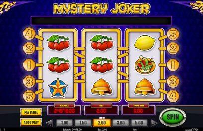 Mystery Joker automat