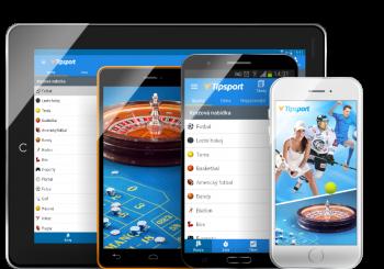 Tipsport aplikace Android i iOS – jak stáhnout