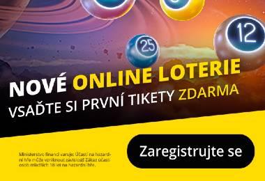 Výsledky loterií Fortuna